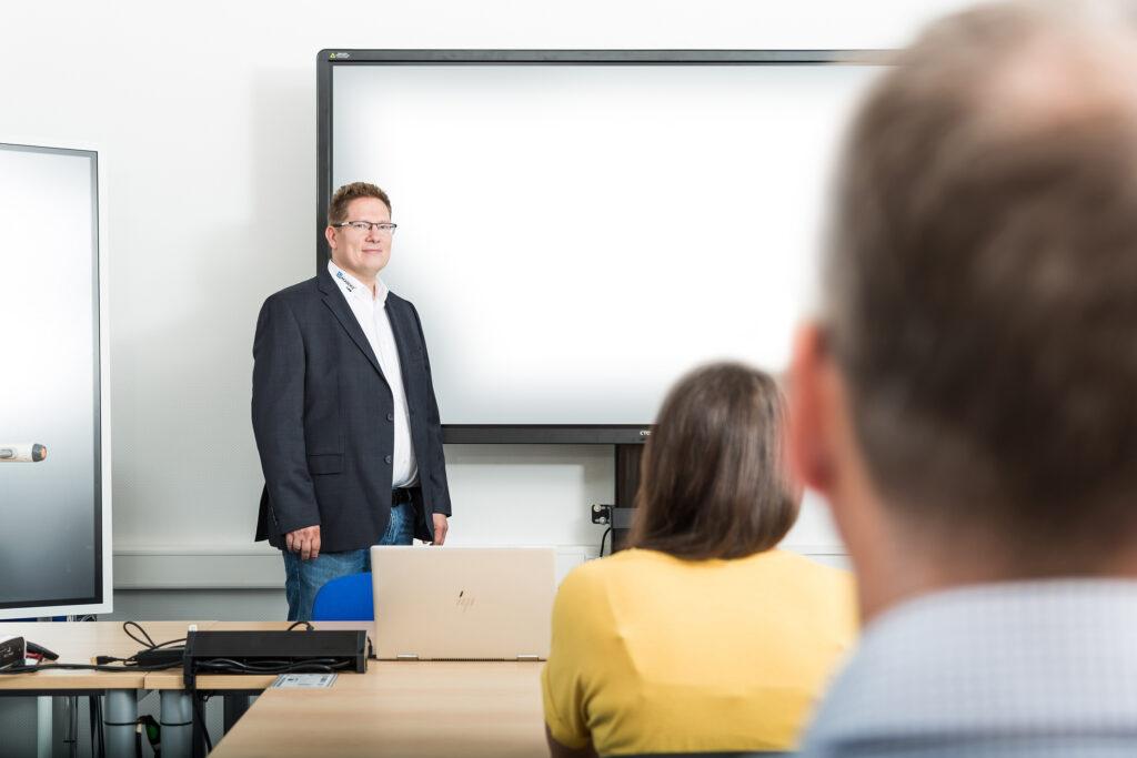 Ausbildung zum Trainer für Fahrer von betrieblichen Fahrerschulungen